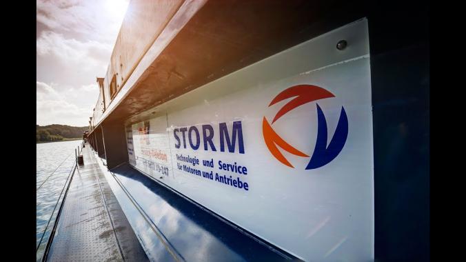 August Storm GmbH & Co. KG - Wartung und Instandsetzung von Dieselmotoren