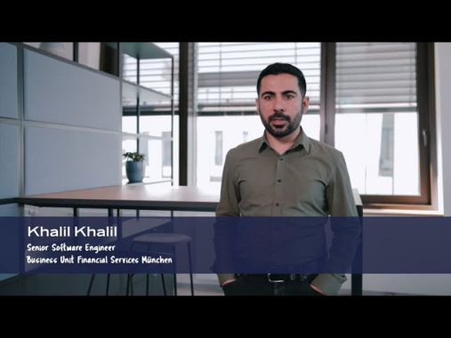 Meet the AUSY Team: Khalil - Senior Software Engineer Business Unit Financial Services