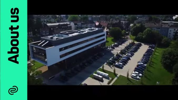 Ein Blick in unsere Firmenzentrale