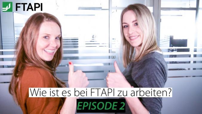 Wie ist es bei FTAPI in der Entwicklung zu arbeiten? - Theresa Kölnberger