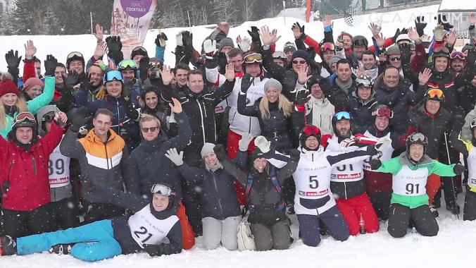 GCA Altium Leogang 2020 - Jährlicher Ski Trip