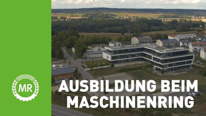 Ausbildung bei der Maschinenringe Deutschland GmbH