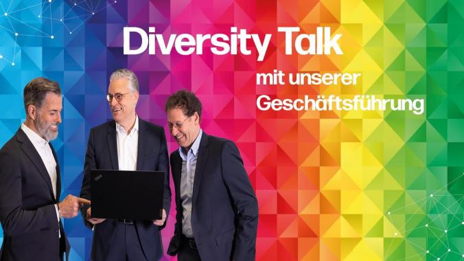 Unsere Geschäftsführung zum Thema Diversity (Deutscher Diversity Tag 2021)