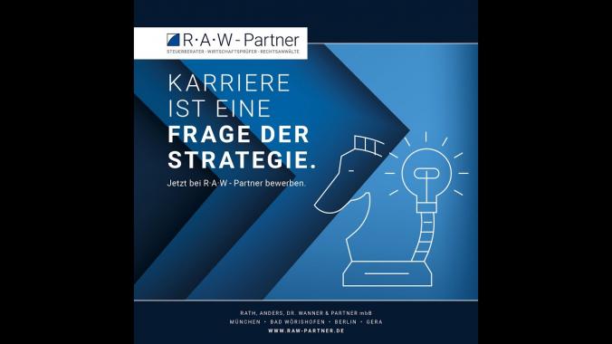 RAW Partner - Karriere ist eine Frage der Strategie