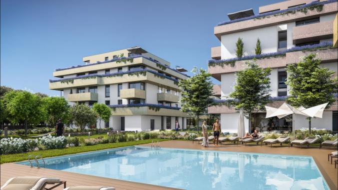 Projekt: Gartenpark Korneuburg | Fertigstellung: Ende Juni 2022