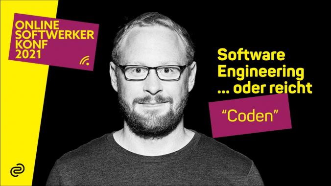 Wie viel Software Engineering muss ein Data Scientist können? - Matthias Niehoff