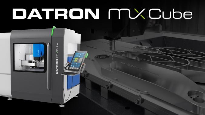 DATRON MXCube - Offizielles Produktvideo (DE)