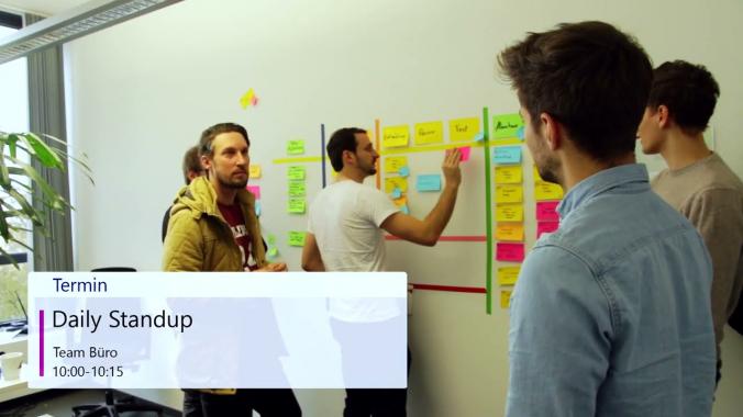 Ein Tag als Entwickler:in bei der lise GmbH