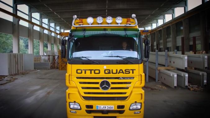 Unternehmensporträt OTTO QUAST