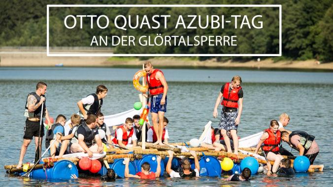 Azubi-Erlebnistag 2015 | OTTO QUAST