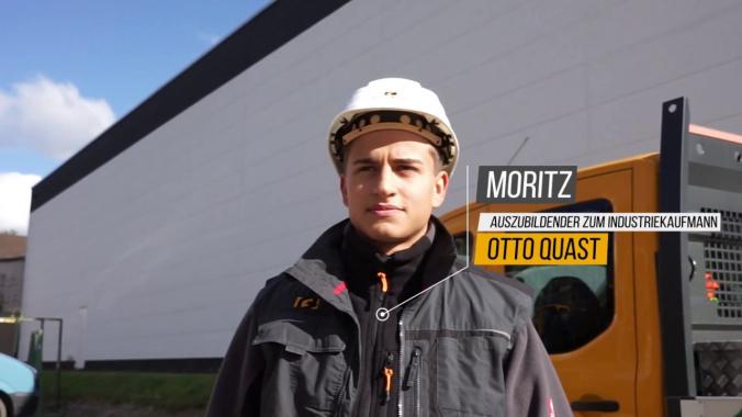Ausbildung zum Industriekaufmann bei OTTO QUAST
