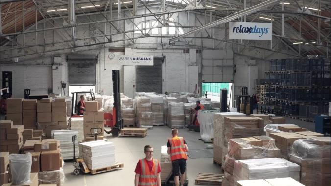 #fortsetzungfolgt - Imagefilm - Logistik