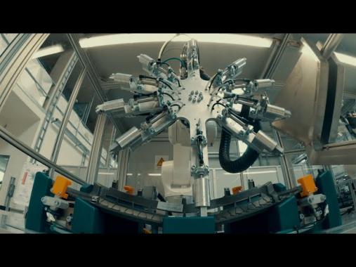 SCHULZ Systemtechnik: Clipautomation für die Automobilindustrie
