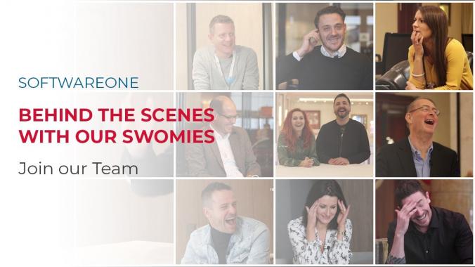 Behind the Scenes with SWOmies