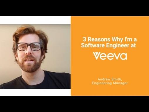 3 Reasons Why I'm an Engineer at Veeva