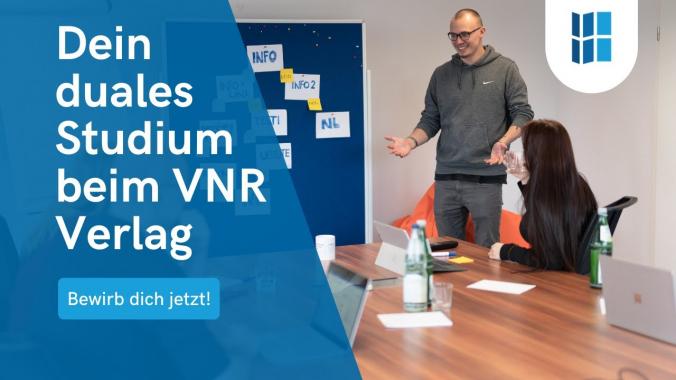 Duales Studium   VNR Verlag