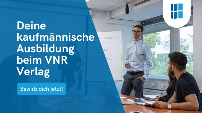Kaufmännische Ausbildung   VNR Verlag