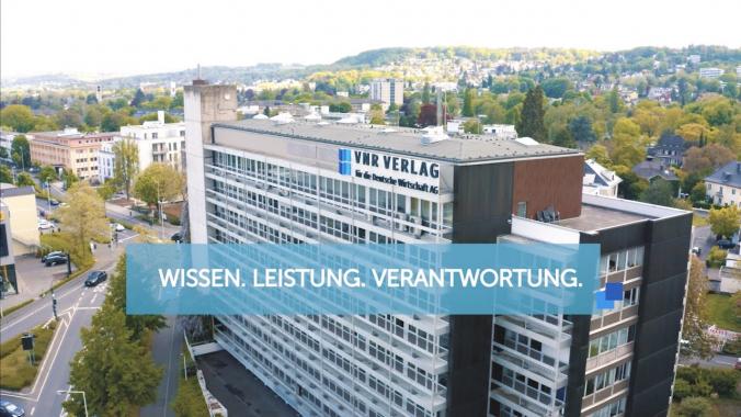 Verlag für die Deutsche Wirtschaft AG - Das sind wir