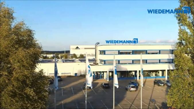 WIEDEMANN in Burg – Drohnenvideo