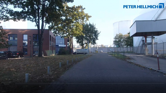 PETER HELLMICH in Berlin – Drohnenvideo