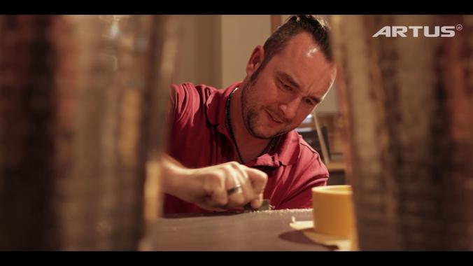 HOW TO: Keramik Tischplatte reparieren