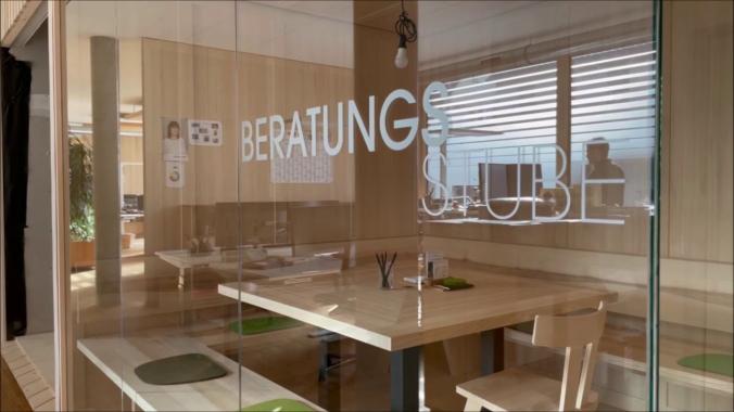 Unsere Bürowelt - BANKWITZ beraten planen bauen