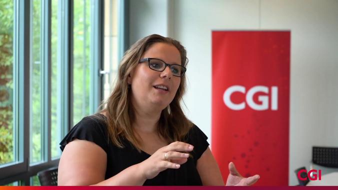 Susan arbeitet als Enterprise Architektin bei CGI. Sie erzählt von ihrem Werdegang, was ...