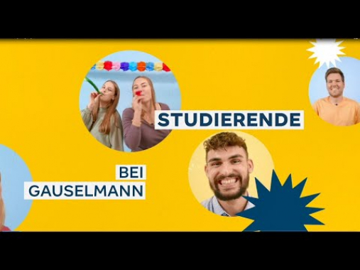 """""""Mein WOW"""": Als Student/-in bei der Gauselmann Gruppe durchstarten"""