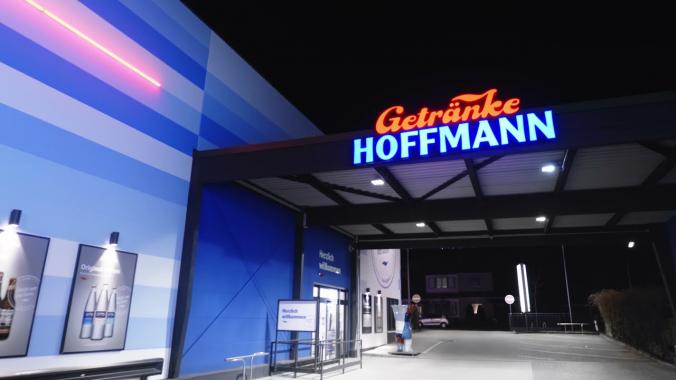 Das neue Getränke Hoffmann Einkaufserlebnis!