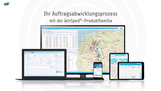 Ihr Auftragsabwicklungsprozess mit der WinSped-Produktfamilie