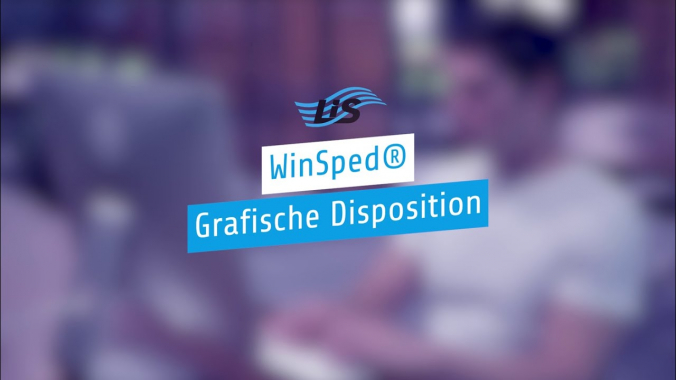 WinSped - Grafische Disposition