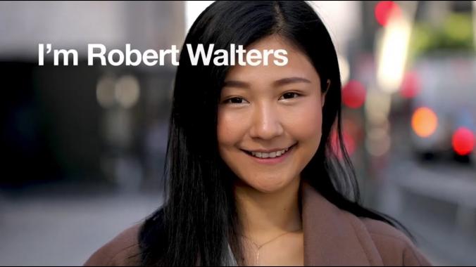 I'm Robert Walters