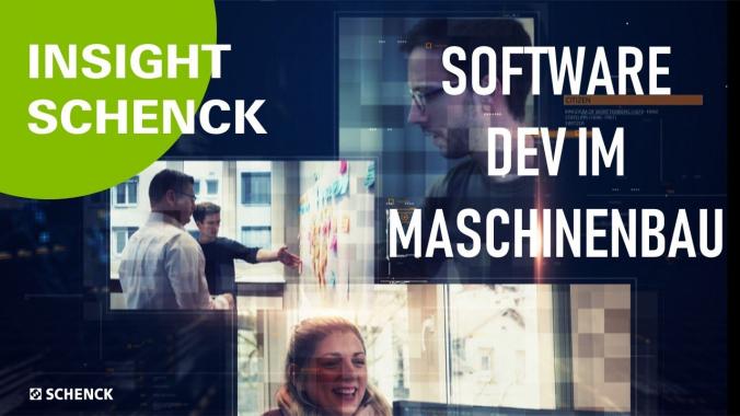 Software-Developer im Maschinenbau   Schenck RoTec in Darmstadt