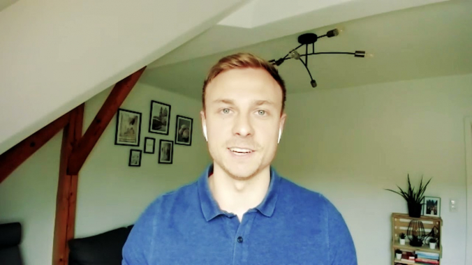 The Voice of Marketing   Software AG's ambassador Philipp   Germany