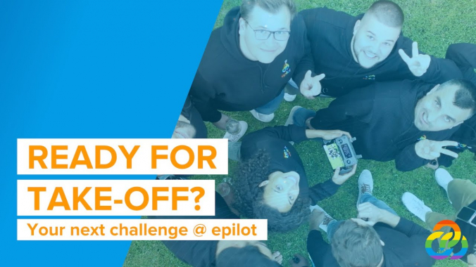 Ready for take-off? - Your next challenge @ epilot