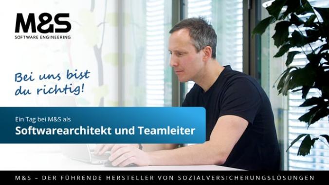 Einen Tag bei M&S als Softwarearchitekt und Teamleiter