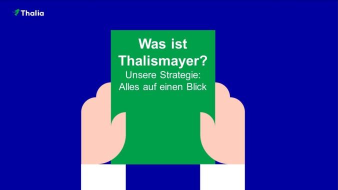 Thalismayer - Alles auf einen Blick | Strategie Thalia Bücher GmbH