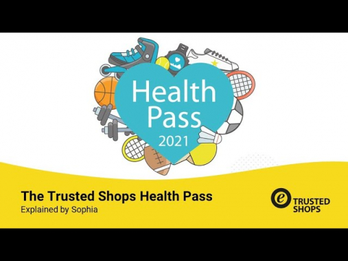 The Trusted Shops Health Pass - Explained by Sophia
