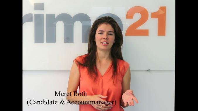 Meret Roth (Candidate & Accountmanager) - Wie bringt Ihr Kandidaten und Unternehmen ...