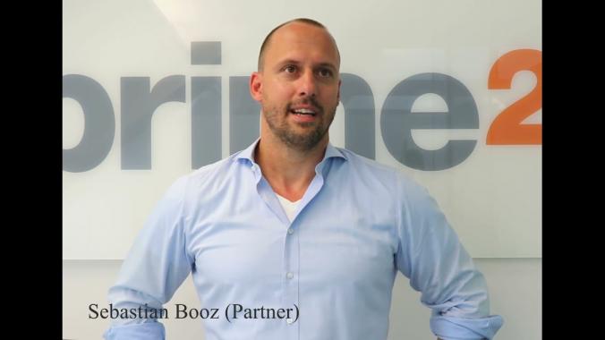 Sebastian Booz (Partner) - Warum die Prime21?